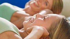 Los ejercicios de abdominales tendrán resultados