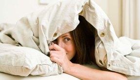 Ciertas posiciones de sueño pueden causar tensión muscular.