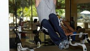 Las pull-ups incorporan muchos músculos de las sección superior del cuerpo.