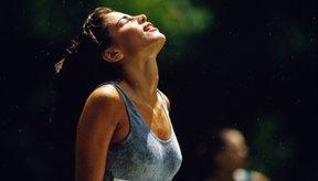 La transpiración ayuda a regular la temperatura del cuerpo.