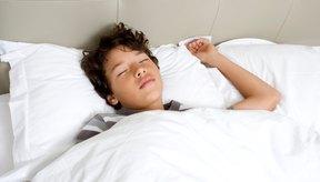 La melatonina se le da a los niños que tienen problemas para dormir.