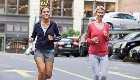 Correr quema grasas a través del gasto de calorías.