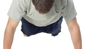 Las flexiones son un ejercicio de entrenamiento de fuerza seguro y confiable para los adolescentes.