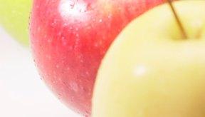 Las manzanas tienen alto contenido de fructosa y son problemáticas para los intolerantes a la fructosa.