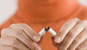 Los cigarrillos electrónicos pueden usarse para ayudar a detener el hábito de fumar.