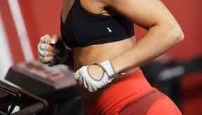 Las caminadoras ofrecen ejercicio cardiovascular y tonifican los glúteos.