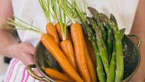 Los alimentos ricos en fibra pueden ayudar a tratar la hiperinsulinemia.