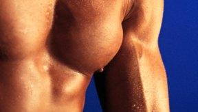 Pasar de tener sobrepeso a estar musculoso requiere tiempo y esfuerzo.