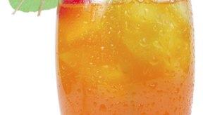 Las bebidas alcohólicas a menudo contienen un poco de azúcar.
