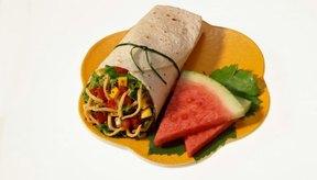 Las tortillas pueden servir como una alternativa saludable a los panes bajos en carbohidratos.
