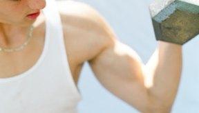 Los adolescentes pueden levantar pesas de forma segura.