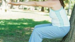 La mala biomecánica durante una sentadilla puede llevar al dolor.
