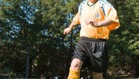 El soccer es una actividad apropiada para grupos de muchas edades.