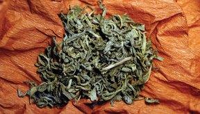 Las hojas secas de coca pueden humedecerse en agua caliente y beberse como un té.