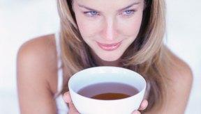 Bebe té de hierbas en lugar de café para evitar el vértigo.