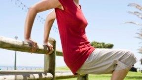 Las sentadillas son un tipo de ejercicio conocido como calistenia.