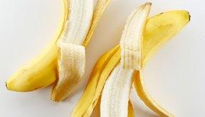 Las bananas pueden aliviar la acidez estomacal.