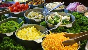 Los vegetales orgánicos y libres de químicos no tienen residuos de pesticidas.