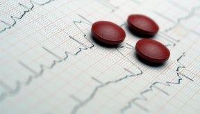 Los niveles altos de potasio pueden causar un ritmo cardiaco irregular.