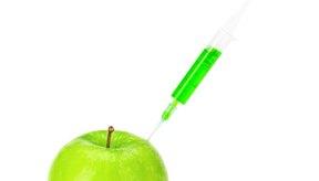 Las manzanas secas tienen más azúcar que las manzanas crudas.
