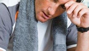 El cansancio excesivo es un síntoma del sobre-entrenamiento.