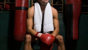 Los boxeadores corren de 3 a 5 veces por semana, algunas distancias trotando y otras corriendo rápido.