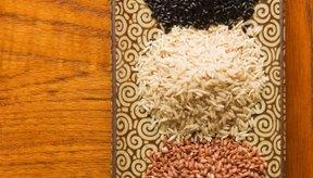 Todas las variedades de arroz están libres de trigo.