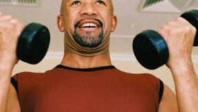 Los suplementos de proteínas pueden ayudar a apoyar tus esfuerzos de levantamiento de pesas.