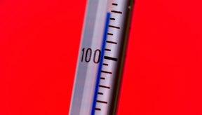 La temperatura corporal varía según dónde se mida.