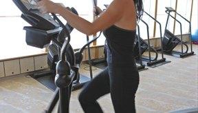 El uso de las máquinas elípticas puede ayudarte a tonificar los músculos e incrementar tu salud cardiovascular.