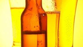 La cerveza contiene varios alérgenos.