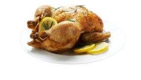 El pollo es una buena fuente de proteína que ayuda en la recuperación quirúrgica.