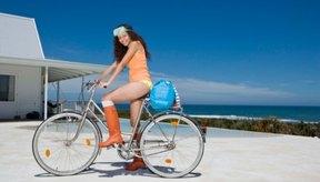 El ciclismo utiliza casi todos los principales grupos musculares del cuerpo.