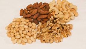 Las nueces son una fuente saludable de grasas.