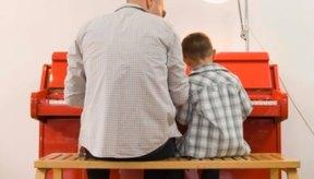 Un padre juega un papel importante en el desarrollo psicológico de los niños.