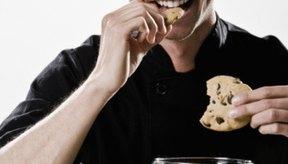 Estas galletas azucaradas elevan el azúcar, por lo tanto producen un choque de energía.