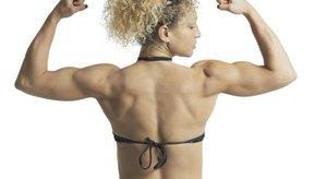La testosterona se produce naturalmente y es importante para construir músculo.