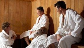 Los saunas tienen beneficios para la salud, además de la quema de calorías.