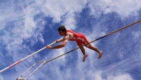 Los saltadores con garrochas compiten en los Juegos Olímpicos representando a países de todo el mundo.