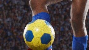 Los movimientos de fútbol te permiten pasar defensores mientras mantienes el control de la pelota.