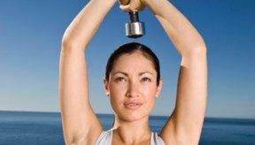 La masa muscular puede causar aumento de peso temporalmente.