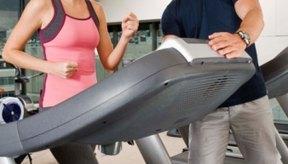 Hacer ejercicio en una cinta para correr te puede dejar mareado.