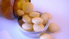 Las vitaminas pueden combatir los síntomas de la menopausia.