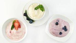 Prueba comer yogur como alimento para luego de entrenar.