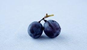 Si las uvas te causan malestar abdominal, puede que tengas intolerancia a la fructosa.