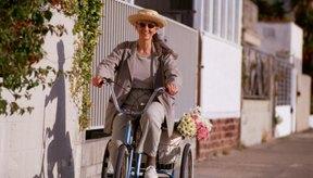 Pudes convertir bicicletas de adulto o de niño en triciclos.