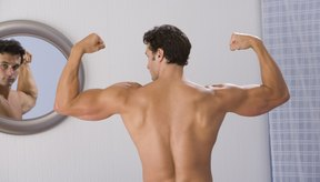 Los curls y remos fortalecen los músculos bíceps.