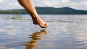 El tratamiento adecuado puede curar un tobillo distendido.