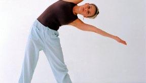 El movimiento de las articulaciones puede causar sonidos de chasquidos cuando te estiras.