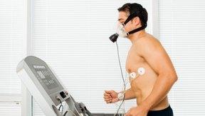 Algunas pruebas de entrenamiento aeróbico se realizan por un técnico calificado en un laboratorio o clínica.
